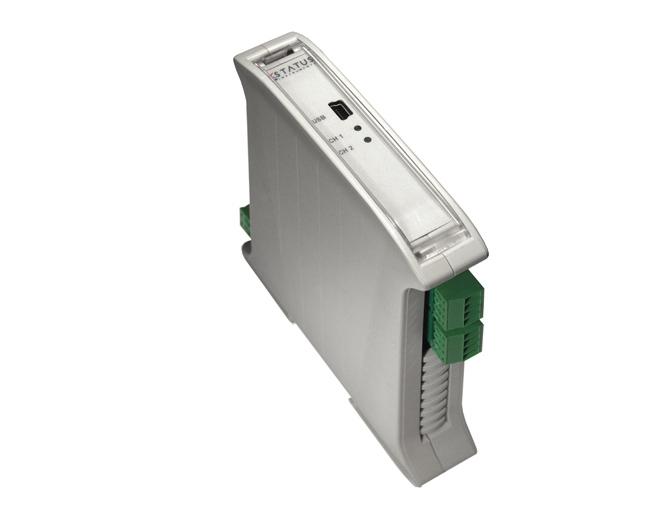 SEM1720 Dual Channel condizionatore di segnale per sensori di temperatura