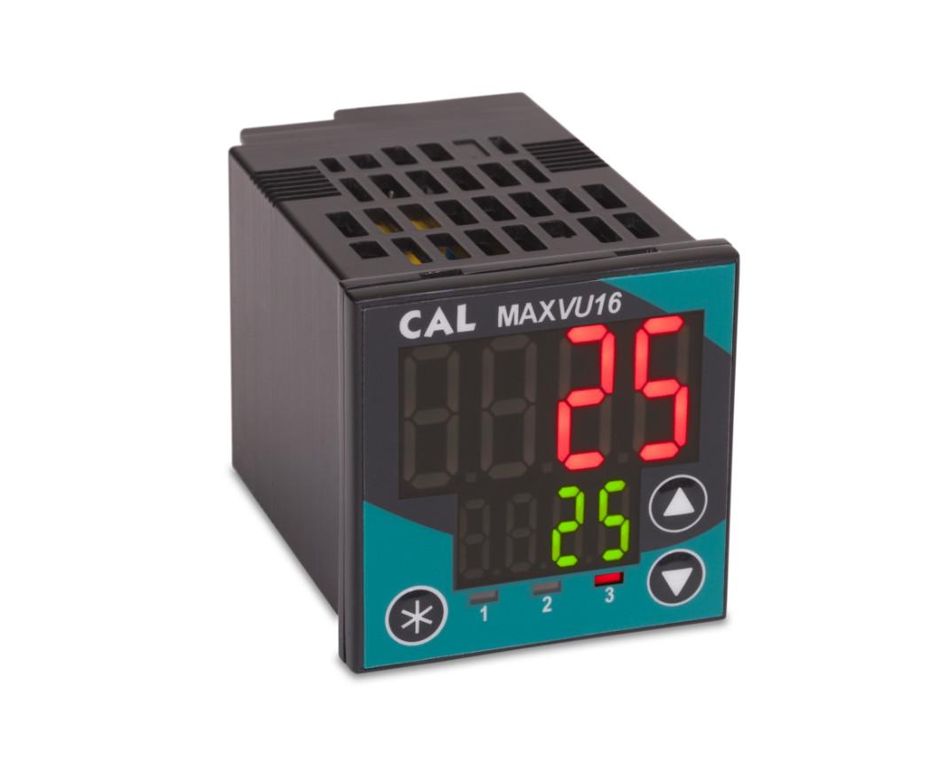 Regolatori di temperatura MaxVu CAL