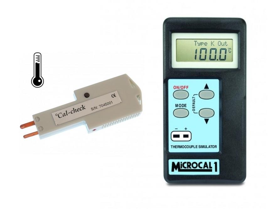 Simulatori di calibrazione di alta precisione termocoppia / dama