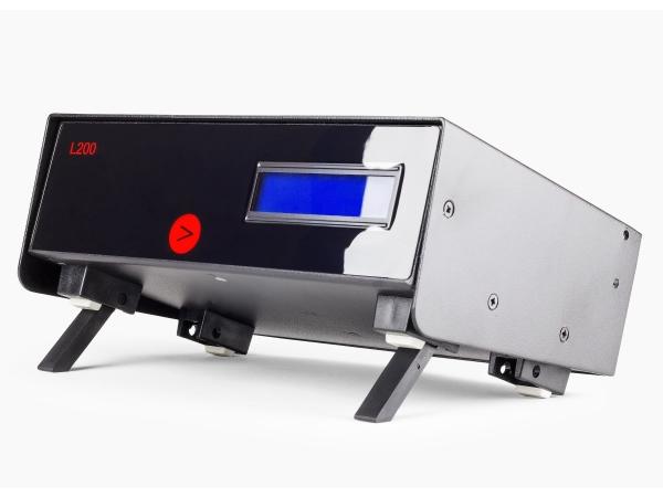 Monitor di temperatura L200 con ingressi Pt o TC