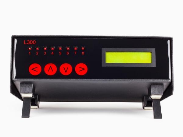 Allarme temperatura L300 8 Zone / Controller con ingressi Pt o TC