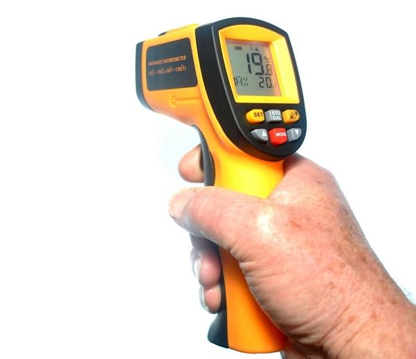 GM700 Termometro a infrarossi