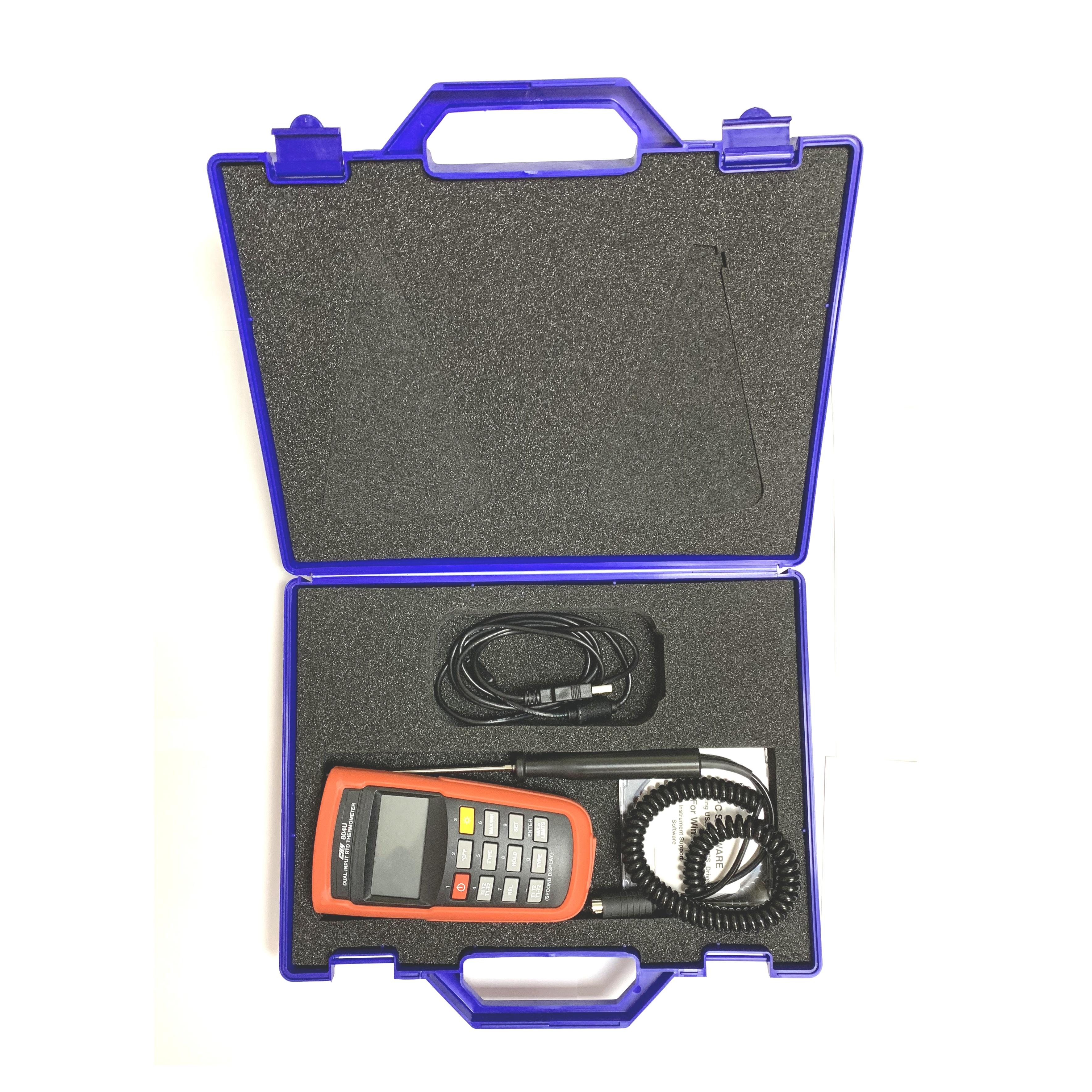 Kit termometro RTD