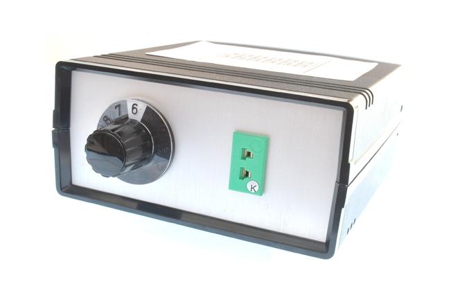 Termocoppia panca selettore switch 6 o 12 vie IEC, ANSI