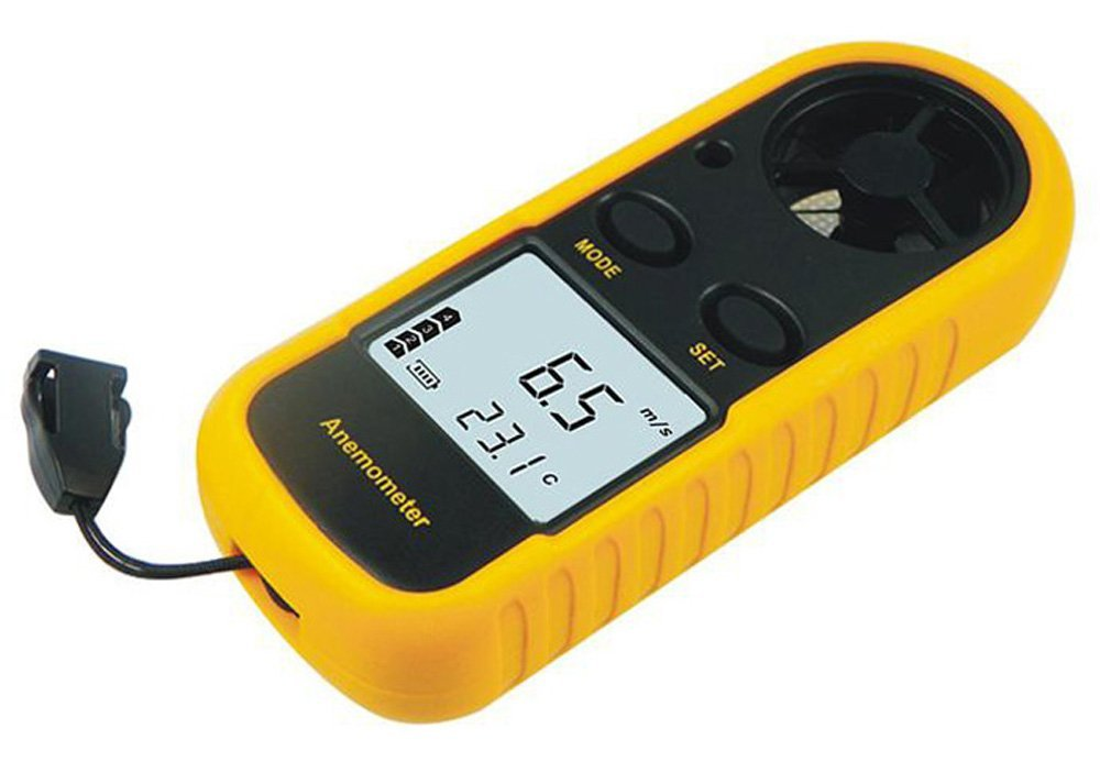 GM816 Hot Wire anemometro Wind Meter anemometro / Digital anemometro