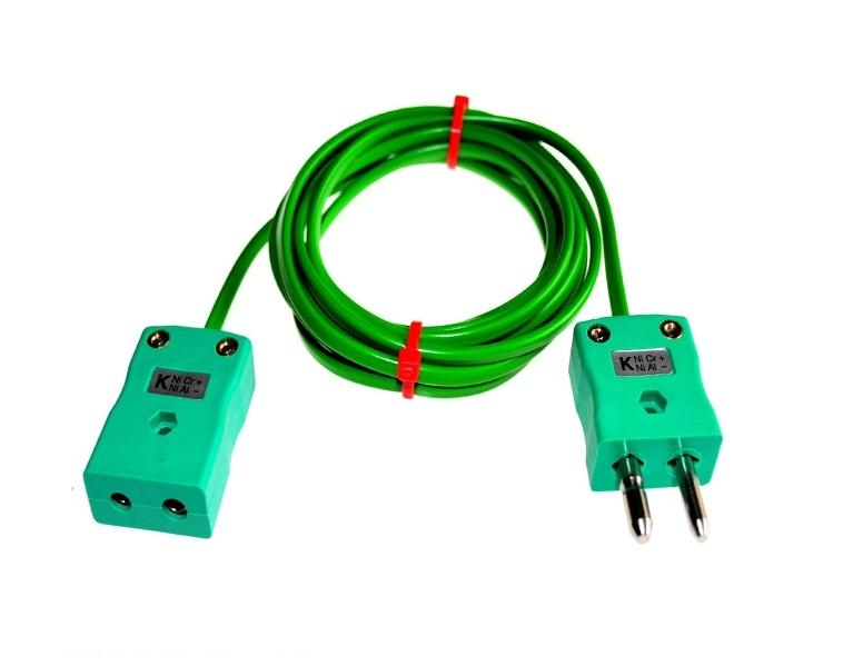 Cavi di prolunga con termocoppia spine e prese IEC