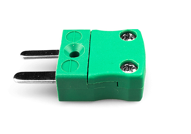 Connettori per termocoppie miniatura IEC
