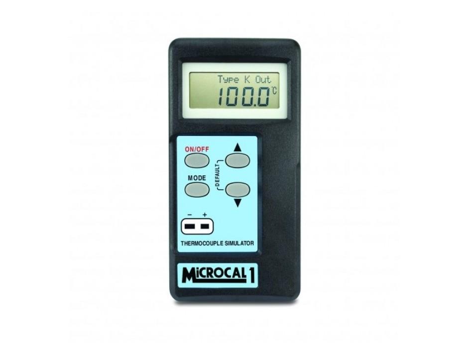 ° Cal-check dama di calibrazione di precisione termocoppia (tipo K o T)