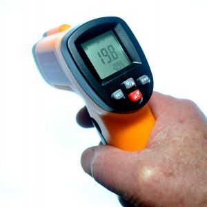 IR GM300E Infrared Thermometer (non-medical use only)