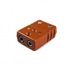 Alta temperatura termocoppia Standard connettore Socket STC-K-F-HTP tipo K