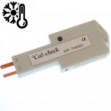 ° Cal-controllo della catena del freddo Hand Held precisione termocoppia calibrazione Checker
