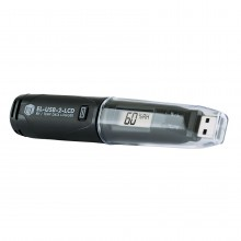 EL-USB-2-LCD - temperatura & RH Data Logger con USB e Display