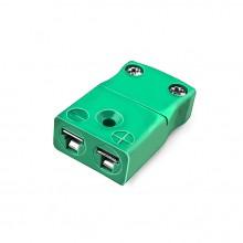 Miniatura termocoppia connettore presa In linea IM-K-FS tipo IEC K