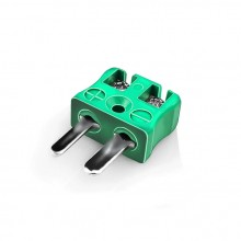 Miniatura filo veloce connettore termocoppia Plug IM-K-MQ tipo IEC K