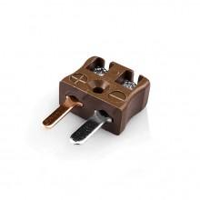 Miniatura filo veloce connettore termocoppia Plug IM-T-MQ tipo IEC T