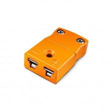 Miniatura termocoppia connettore presa In linea IM-R/S-FS tipo R/S IEC