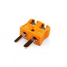 Miniatura filo veloce connettore termocoppia Plug IM-R/S-MQ tipo R/S IEC