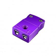 Miniatura termocoppia connettore presa In linea IM-E-FS tipo IEC E