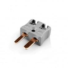 Miniatura filo veloce connettore termocoppia Plug IM-B-MQ tipo B IEC