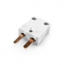 Miniatura termocoppia connettore spina FMTC-CU-M tipo Cu