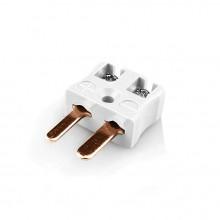 Miniatura filo veloce connettore termocoppia Plug FMTC-CU-MQ tipo Cu
