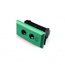 Tipo di termocoppia rettangolare standard connettore Fascia Socket è-K-FF K IEC
