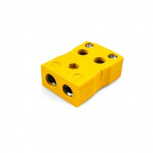 Tipo di filo rapido standard termocoppia connettore Socket AS-K-FQ K ANSI