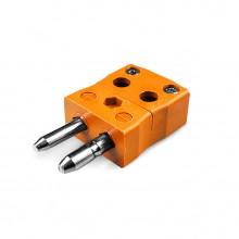 Standard a filo rapido termocoppia Connector AS Plug-N-MQ tipo N ANSI
