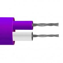 Tipo isolato in PFA E coppia piatta termocoppia cavo / filo (IEC)