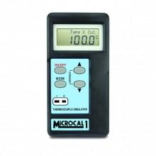 Simulatore di MicroCal 1 termocoppia (tipo K, J, T, R, N, S, E)