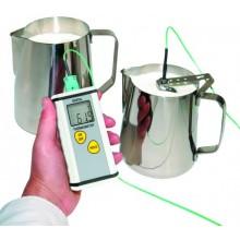 Therma Plus termometro impermeabile (tipo K)