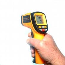 Termometro a infrarossi GM700 IR con custodia rigida
