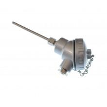 PT100 4 fili classe B termometro a resistenza, testa compatta KNS