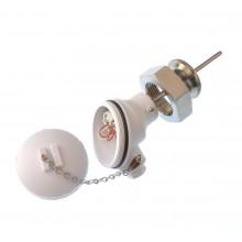 Termometro a resistenza Pt100 igienico, 1.5 ' RJT stile raccordo