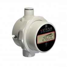 Status DM650/TM - Temperature Switch With Display And Datalog Function