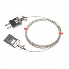 Cavi di prolunga Glassfibre termocoppia tipo J con spina Standard & Sockets (IEC)