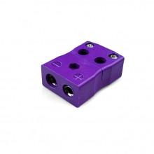 Tipo di filo rapido standard termocoppia connettore Socket AS-E-FQ E ANSI