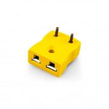 Tipo di termocoppia connettore Socket JM-J-PCB J JIS di montaggio su PCB
