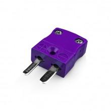 Tipo di miniatura termocoppia connettore spina JM-E-M E JIS