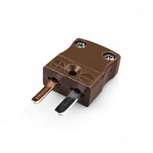 Tipo di miniatura termocoppia connettore spina JM-T-M T JIS