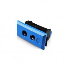 Tipo JS-K-FF di Socket connettore termocoppia Fascia rettangolare standard JIS K