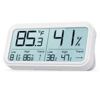 Termometro domestico digitale Igrometro con magnete posteriore