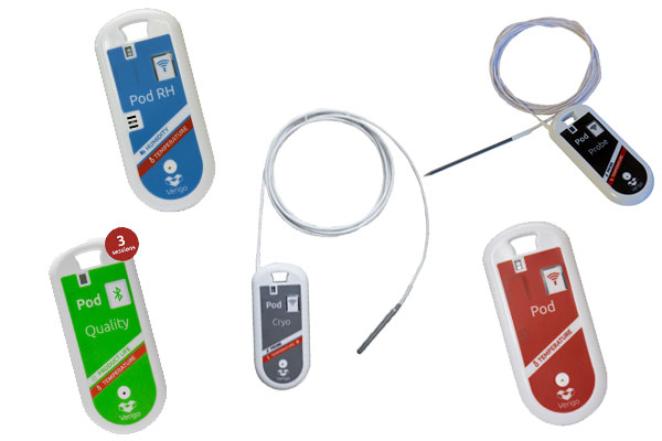 Cloud Enabled Wireless Data Loggers